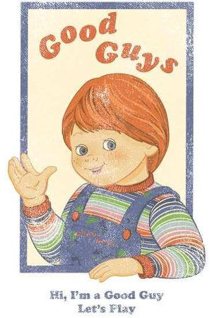 Chucky Good Guys Retro Women's Sweatshirt