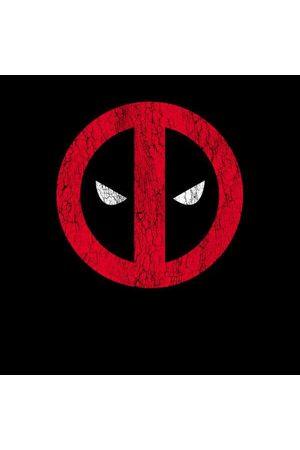 Marvel Deadpool Cracked Logo Women's Sweatshirt
