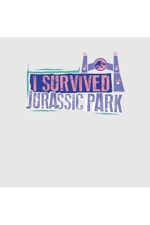 Jurassic Park I Survived Women's T-Shirt