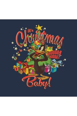 LOONEY TUNES Its Christmas Baby Women's Christmas Sweatshirt