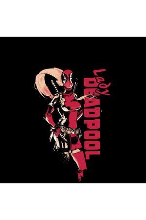 Marvel Deadpool Lady Deadpool Women's Sweatshirt