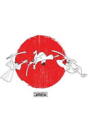Cartoon Network Samurai Jack Sunrise Women's Sweatshirt