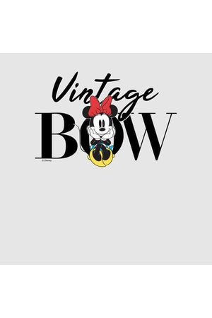 Disney Minnie Mouse Vintage Bow Men's T-Shirt