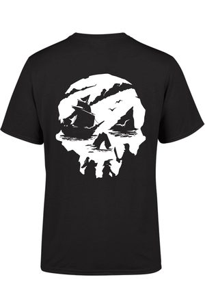 Rare Fashion Sea of Thieves Reapers Mark Compass T-Shirt