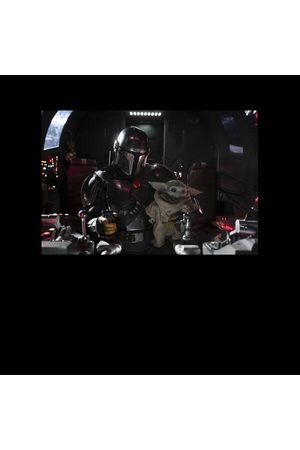 STAR WARS The Mandalorian Pilot And Co Pilot Women's T-Shirt