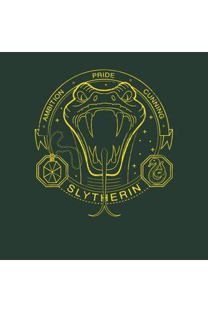 Harry Potter Slytherin Snake Badge Women's T-Shirt