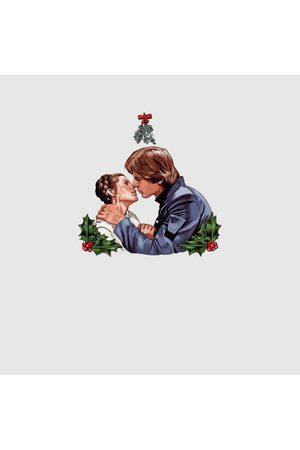 STAR WARS Mistletoe Kiss Women's Christmas T-Shirt