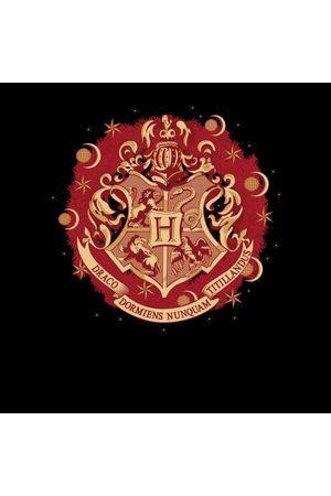 Harry Potter Hogwarts Christmas Crest Women's T-Shirt