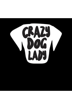 By IWOOT Crazy Dog Lady Women's T-Shirt