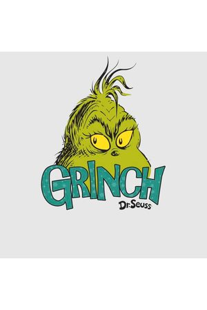 Dr. Seuss The Grinch Face Women's Christmas T-Shirt