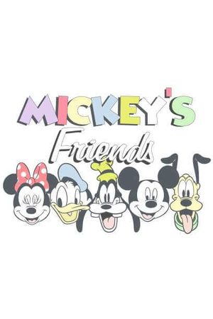 Disney Mickey's Friends Women's Sweatshirt