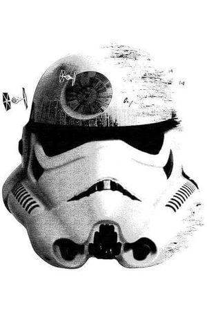 STAR WARS Command Stromtrooper Death Star Women's Sweatshirt