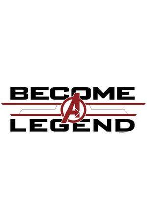 Marvel Avengers Endgame Become A Legend Women's T-Shirt