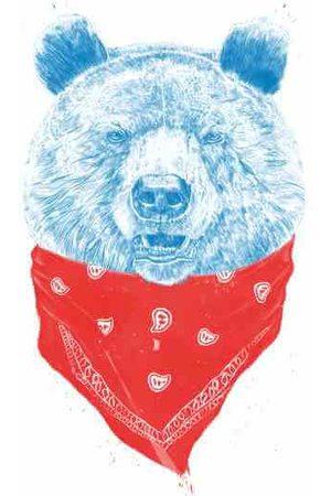 Balazs Solti Bandana Panda Men's T-Shirt