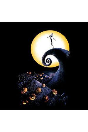 Disney Nightmare Before Christmas Jack Skellington Pumpkin King Colour Women's T-Shirt