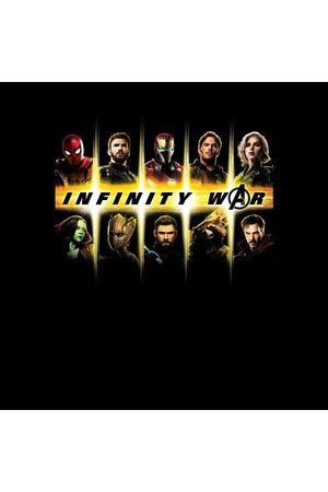 Marvel Avengers Team Lineup Women's T-Shirt