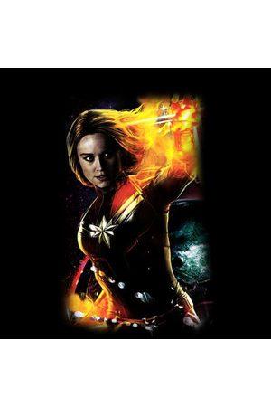 Marvel Captain Galactic Shine Women's Sweatshirt
