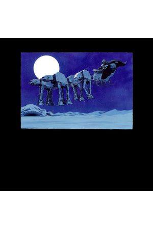 STAR WARS AT-AT Darth Vader Sleigh Women's Christmas Sweatshirt