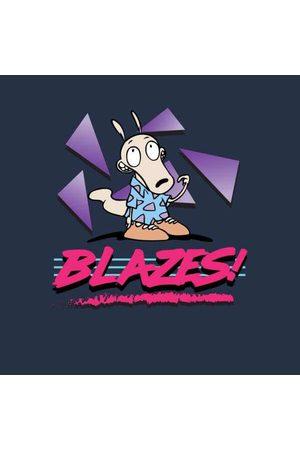 Nickelodeon Rocko's Modern Life Rocko Blazes! Men's T-Shirt