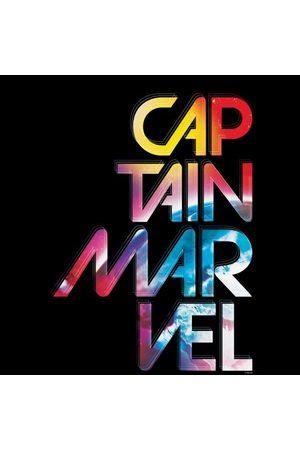 Marvel Captain Galactic Text Women's T-Shirt