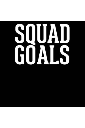 By IWOOT Squad Goals Women's T-Shirt