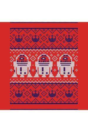STAR WARS R2D2 Christmas Knit Christmas Sweatshirt