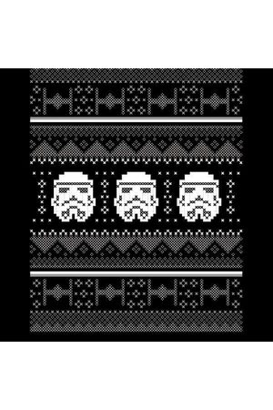STAR WARS Stormtrooper Knit Women's Christmas Sweatshirt
