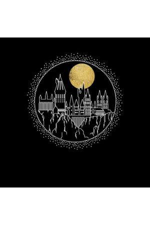 Harry Potter Hogwarts Castle Moon Women's Sweatshirt