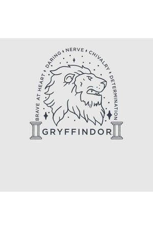 Harry Potter Gryffindor Linework Women's T-Shirt