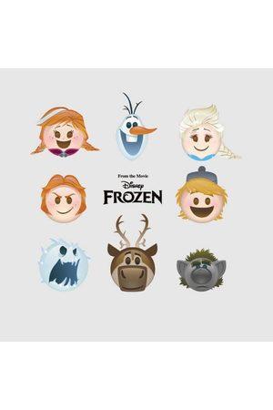 Disney Frozen Emoji Heads Women's T-Shirt