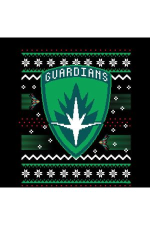 Marvel Guardians Of The Galaxy Badge Pattern Christmas Women's Christmas T-Shirt