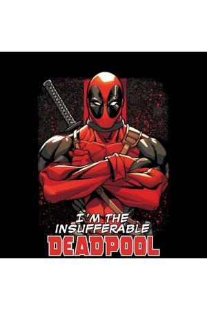 Marvel Deadpool Crossed Arms Women's Sweatshirt
