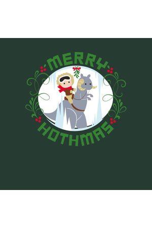 STAR WARS Merry Hothmas Women's Christmas T-Shirt