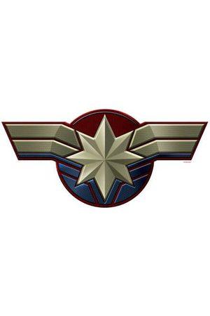 Marvel Captain Chest Emblem Women's T-Shirt