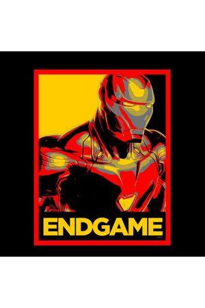 Marvel Avengers Endgame Iron Man Poster Women's T-Shirt