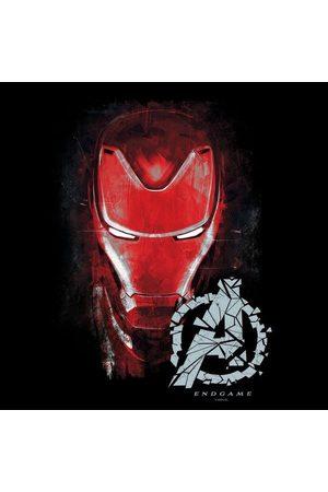 Marvel Avengers Endgame Iron Man Brushed Women's T-Shirt