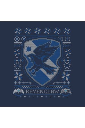Harry Potter Ravenclaw Crest Women's Christmas T-Shirt