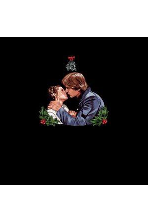 STAR WARS Mistletoe Kiss Christmas Sweatshirt