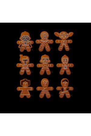 STAR WARS Gingerbread Characters Women's Christmas Sweatshirt
