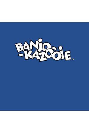 Rare Fashion Banjo Kazooie Two Tone Logo T-Shirt