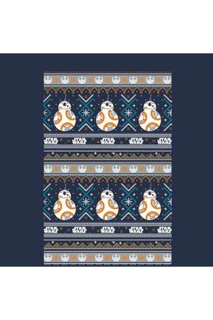 STAR WARS BB-8 Pattern Men's Christmas T-Shirt