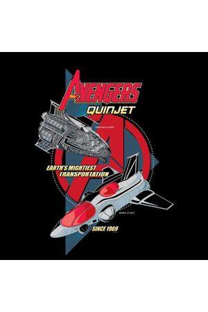Marvel The Avengers Quinjet Women's Sweatshirt