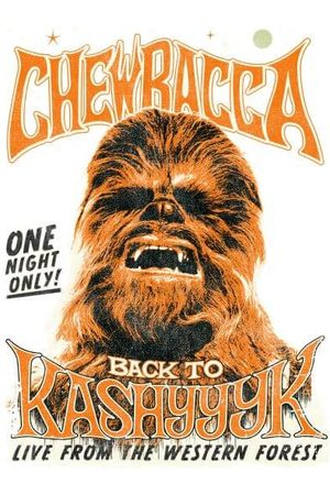 STAR WARS Chewbacca One Night Only Women's T-Shirt
