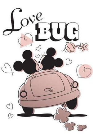 Disney Mickey Mouse Love Bug Women's Sweatshirt
