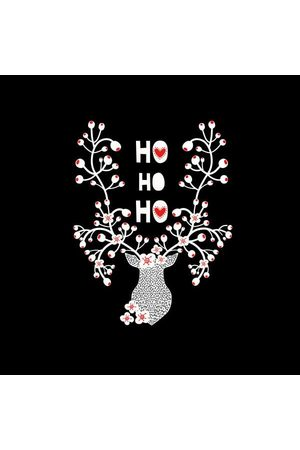 By IWOOT Ho Ho Ho Women's T-Shirt