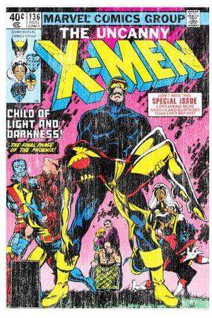 Marvel X-Men Final Phase Of Phoenix Women's Sweatshirt