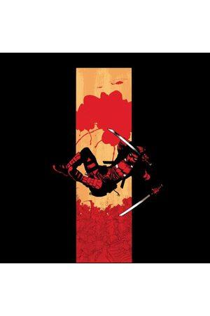 Marvel Deadpool Blood Strip Women's T-Shirt