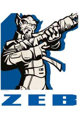 STAR WARS Rebels Zeb Men's T-Shirt