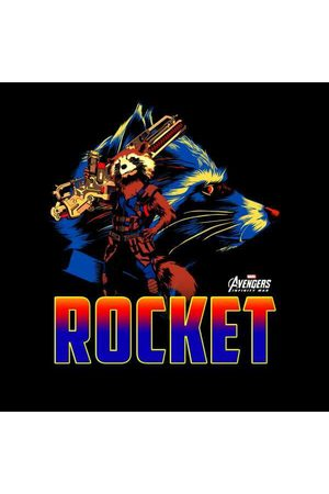 Marvel Avengers Rocket Women's Sweatshirt