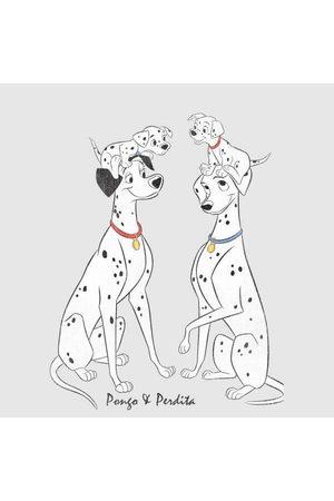 Disney 101 Dalmations Pongo & Perdita Classic Women's T-Shirt